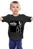 """Детская футболка классическая унисекс """"Sherlock"""" - sherlock, шерлок"""