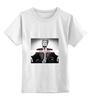 """Детская футболка классическая унисекс """"Путин - GO HARD"""" - путин, президент, putin, go hard"""
