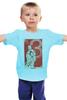 """Детская футболка классическая унисекс """"Iron Man III"""" - комиксы, винтаж, робот, железный человек, iron man"""