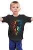 "Детская футболка ""Dash Mark"" - pony, mlp, пони, magic, friendship"