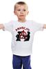 "Детская футболка ""Punks Not Dead"" - панк, anarchy, анархия, панк рок, punks not dead"
