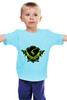 """Детская футболка классическая унисекс """"House Baratheon"""" - сериал, игра престолов, game of thrones, house baratheon, баратеоны"""