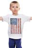 """Детская футболка классическая унисекс """"""""Судная Ночь"""""""" - anarchy, анархия, судная ночь, the purge"""