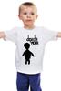 """Детская футболка классическая унисекс """"Depeche Mode"""" - depeche mode, депеш мод, электроника"""