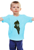 "Детская футболка ""Радагаст Карий (Radagast the Brown)"" - властелин колец, хоббит, радагаст, radagast"