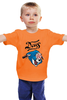 """Детская футболка классическая унисекс """"Deus Ex Customs"""" - caferacer, dotheton, deus, deusex"""