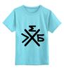 """Детская футболка классическая унисекс """"Группа """"Хлеб"""""""" - чай, swag, хлеб, сахар"""