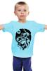 """Детская футболка классическая унисекс """"dr. doom"""" - doom, marvel, доктор дум"""