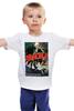 """Детская футболка """"ретро постер"""" - ретро, кино, вампиры, постер, дракула"""