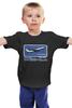 """Детская футболка классическая унисекс """"Airliner-rc fun"""" - хобби, самолет, boring, авиамоделизм"""