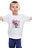 "Детская футболка ""Собачка"" - dog, hat, собака, шляпа"