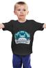 """Детская футболка классическая унисекс """"TONARI NO TOTORO"""" - тоторо, totoro, миядзаки"""