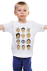 """Детская футболка классическая унисекс """"Доктор Кто. Общий сбор."""" - doctor who, доктор кто, 11 докторов, все доктора, all doctor's"""