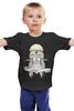 """Детская футболка """"Lady Gaga Venus"""" - арт, space, girl, venus, венера, выделись, lady gaga, леди гага, гага, artpop"""