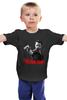 """Детская футболка классическая унисекс """"Walking Dead"""" - drama, apocalypse, ходячие мертвецы"""