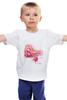 """Детская футболка """"8 Март"""" - женская"""