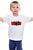 """Детская футболка классическая унисекс """"Бэтмен"""" - комикс, batman, бэтмен, dc"""