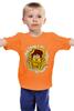 """Детская футболка """"Миньон (Banana)"""" - бананы, миньон, гадкий я, minion"""