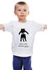 """Детская футболка классическая унисекс """"Черные коты приносят удачу"""" - удача, коты, черная кошка, black cat"""