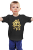 """Детская футболка классическая унисекс """"start"""" - арт, авторские майки"""
