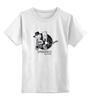 """Детская футболка классическая унисекс """"Симпсоны (Simpsons)"""" - симпсоны, the simpsons, лиза, барт, springfield"""