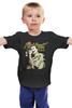 """Детская футболка классическая унисекс """"Джокер"""" - joker, джокер, бэтмен, шутник, dc комиксы"""