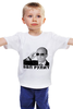 """Детская футболка классическая унисекс """"Путин - ВВП РУЛИТ"""" - путин, putin"""