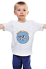 """Детская футболка классическая унисекс """"Нэшвилл Предаторс """" - хоккей, nhl, нхл, нэшвилл предаторс, nashville predators"""