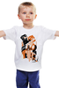 "Детская футболка ""Marvel superheroes"" - comics, marvel, superheroes"