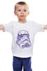 """Детская футболка """"Штурмовик """" - космос, star wars, шлем, stormtrooper, десант, штурмовик, стар варс, звёздные воины, воины, штурмовики"""