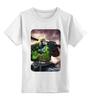"""Детская футболка классическая унисекс """"Dota 2 EarthSpirit"""" - dota, dota 2, дота, spirit, dota 2 earth spirit, earth spirit, спирит"""