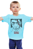 "Детская футболка ""Scarface"" - кино, лицо со шрамом, al pacino, scarface, ал пачино"