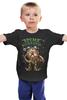 """Детская футболка классическая унисекс """"Время рыбалки"""" - рыба, рыбалка, fishing, рыбацкие, подарок для мужика"""