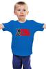 "Детская футболка ""Full Mounth"" - ufc, mma, единоборства, брутал, бой"