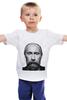 """Детская футболка """"Путин с бородой"""" - путин, борода, putin"""