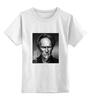 "Детская футболка классическая унисекс ""Клинт Иствуд / Clint Eastwood"" - кино, кумир, clint eastwood, клинт иствуд"