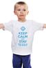 """Детская футболка """"Stay best Mom in the world """" - 8 марта, мама, keep calm, международный женский день, mom"""