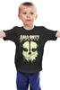 """Детская футболка классическая унисекс """"Call of Duty Ghosts"""" - call of duty, зов долга, ghosts, cod, call of duty ghosts"""