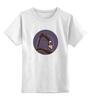 "Детская футболка классическая унисекс ""Бэтмен против Супермена"" - dc comics, superman, бэтмен, супермен, batman"
