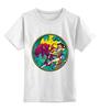 """Детская футболка классическая унисекс """"Octopus"""" - losadleras, los adleras, kotashi"""