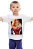 """Детская футболка классическая унисекс """"Джессика Рэббит"""" - jessica rabbit, who framed roger rabbit"""