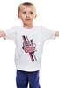 """Детская футболка """"Music my life"""" - музыка, music, life, жизнь, my"""