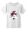 """Детская футболка классическая унисекс """"Mad Trooper"""" - star wars, звездные войны, штурмовик"""