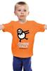 "Детская футболка классическая унисекс ""zombie walk - Russia"" - zombie, зомби, zombi, парад зомби, zombie walk russia, фестиваль зомби, зомби-моб, zombie-walk в россии"