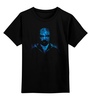 "Детская футболка классическая унисекс ""Heisenberg"" - абстракция, во все тяжкие, breaking bad, гейзенберг, heisenberg"