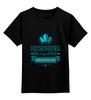 "Детская футболка классическая унисекс ""Heisenberg"" - во все тяжкие, breaking bad, meth, heisenberg, cook"