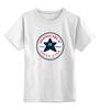 """Детская футболка классическая унисекс """"Звезда из Марио """" - star, mario, пиксели, марио"""
