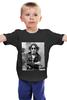 """Детская футболка классическая унисекс """"Джон Леннон """" - john lennon, джон леннон"""