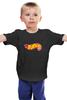 """Детская футболка """"Furiosa (Безумный Макс)"""" - mad max, безумный макс, furiosa, фуриоза"""