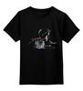 """Детская футболка классическая унисекс """"Drive"""" - авто, иероглифы, drive, драйв, райан гослинг"""